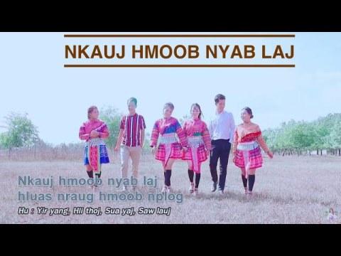 Nkauj Hmoob Nyab Laj - Hluas Nraus Hmoob Nplog, YirYang, Saw Lauj, Hli Thoj,Sua Yaj. 2019-2020