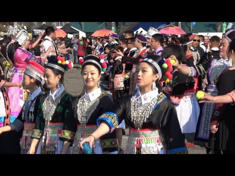 Merced Hmong New Year 2020 Day 2