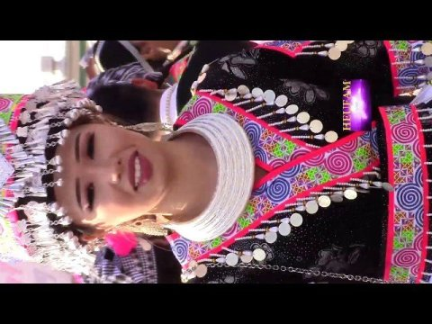 #3 Nkauj HMOOB ZOO NKAUJ  [FOR YOUR SMARTPONE ONLY] - Fresno Hmong New Year 2019-2020