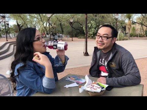 Hmong Wisdom : Dr. & Mrs. Douglas Vue Family Visited Sonoran Desert Botanical Garden ( Hmoob )