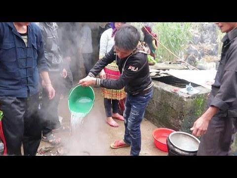Đám Cưới Em Thò Tết Đi Lấy Chồng / Cỗ Hmong /chứ hà giang