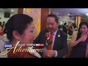 SUAB HMONG ADVENTURES:  Vang's Valentines Day Party in Sacramento, CA