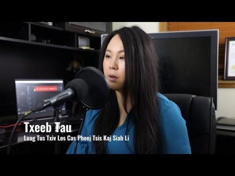 Txeeb Tau Luag Tus Txiv Los Cas Siab Pheej Tsis Kaj Li. 2/14/2020