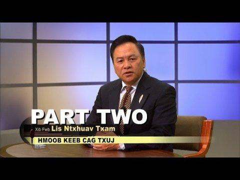 HMOOB KEEB CAG TXUJ | XF. LIS NTXHUAV TXAM LUS TEB RAU COV THUAM (PART TWO).