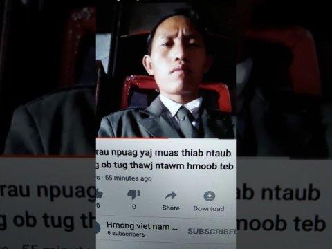 Nom tswv Hmoob nyab laj hais rau Hmongtebchaws