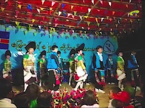 Hmong Myanmar Celebrate New Year