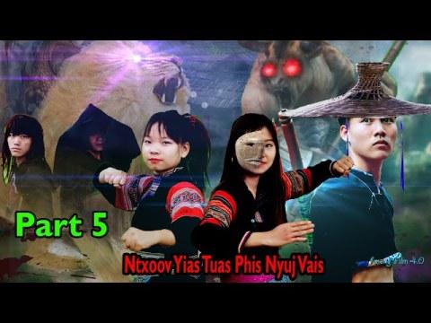 NTXOOV YIAS Tua Phis Nyuj Vais Part 5 - Hmong Film4.0 9/4/2020