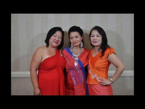 Hmong Wisdom : Vue National Leaders Portraits ( Hmong / Hmoob )