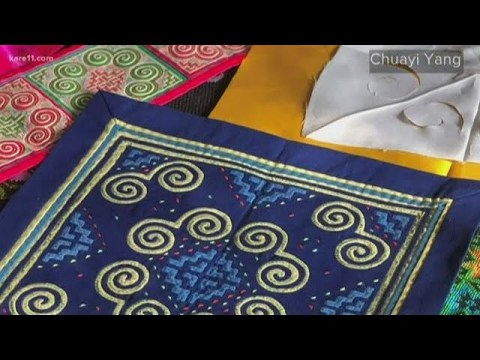 Minnesota woman teaches Hmong needlework to keep cultural traditions alive