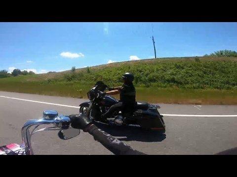 hmong harley rider Saturday ride