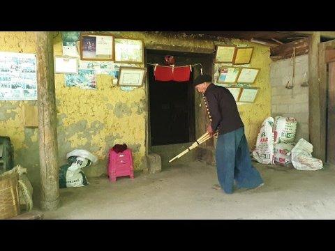Say Đắm Tiếng Khèn Mông Gọi Bạn  - Cụ già 70 tuổi thổi khèn cực hay
