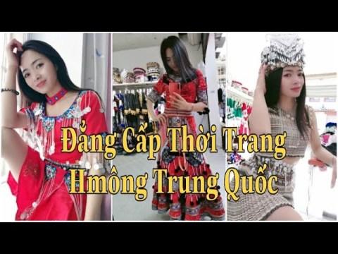 Váy áo HMÔNG cao cấp TRUNG QUỐC - HMOOB FASHION - Peb Hmoob Khaub Ncaws