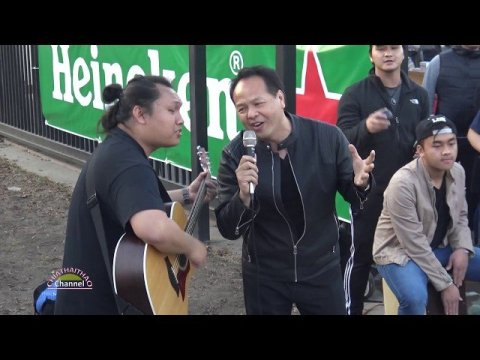 HANDS BAND & THE SOUNDERS Live Fresno Hmong New Year 2018