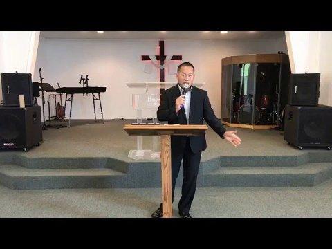 Hmong New Life Sunday Service 8/9/2020 - Senior Pastor Ronnie Lo
