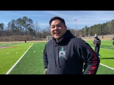 Georgia Hmong Flag Football Team - The Revival 2020