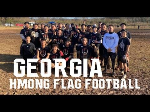 Georgia Hmong Flag Football Team - NC Hmong New Years 2019 - 2020