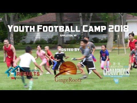 Youth Football Camp 2018 - Hmong Flag Football