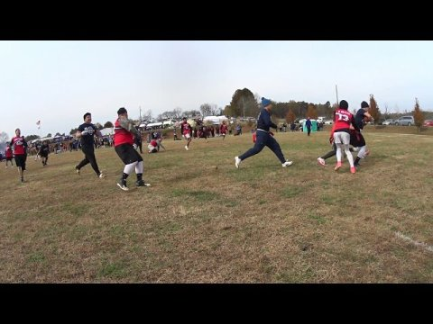 Hmong NC New Year Flag Football 2018-2019 Part 2