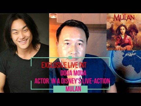 EXCLUSIVE LIVE INTERVIEW WITH HMONG ACTOR DOUA MOUA