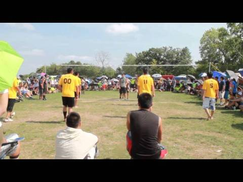 Hmong Volleyball Green Bay Labor Day 2015