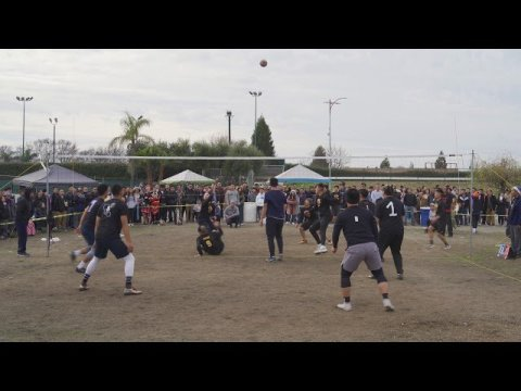 Prime Time vs Squad 2019-2020 Fresno Hmong New Year Volleyball Championship Game 1 (4k UHD)
