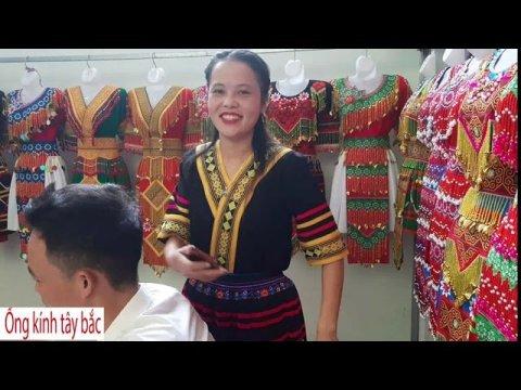 Gặp Bạn Gái Hmong Bán Hàng Xinh Nhất Chợ