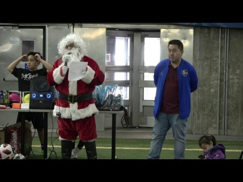 First Annual Hmong Soccer Kids Holiday Get Together 2018