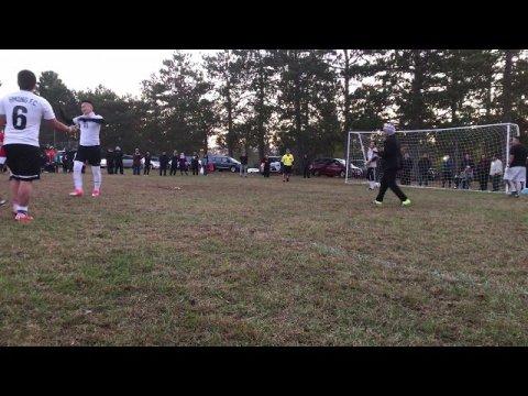 La Crosse new year 2017 Hmong FC vs Chronics shootout