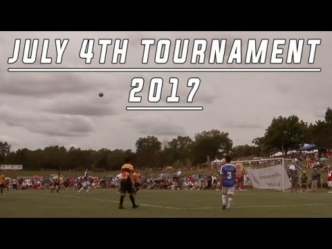 2017 July 4th Hmong Soccer Tournament