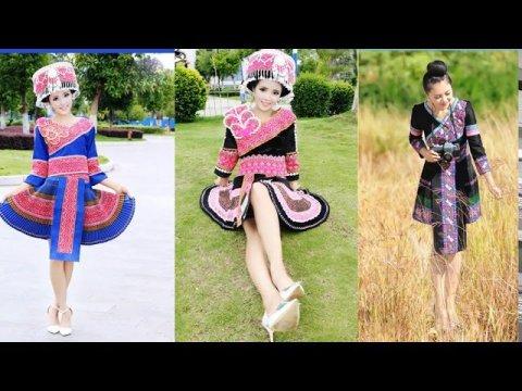 Hmong fashion new - Tsoog Zam Hmoon Tawm Tshiab Zoo Nkauj