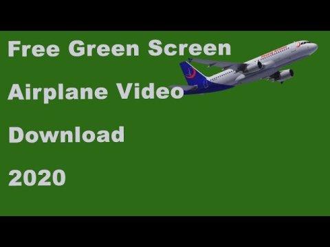 Free Green Screen Download ( Hmong Airplane  2020 ).