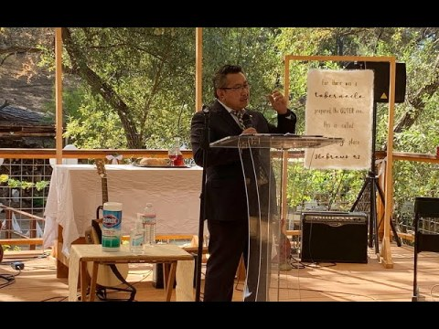 Dedication Tabernacle by Kx.  Txawj Teeb Vaj  - Senior pastor of Sacramento Hmong Alliance Church