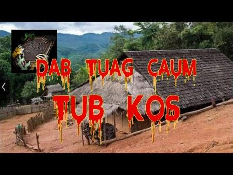 Dab Tuag Caum Tub Kos (Hmong Scary Story)