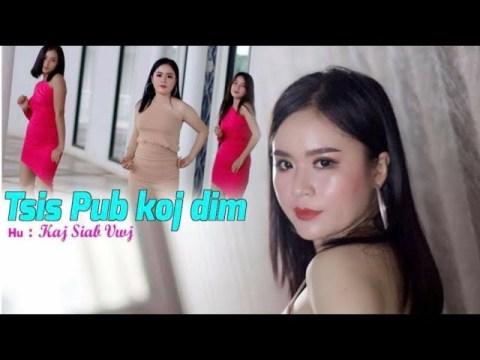 Kajsiab Vwj - TSIS PUB KOJ DIM - Nkauj Tawm Tshiab Hnub No ( Hmong New Song )