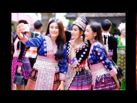 เพลงม้ง l Hmong song : ลำตั่งหวายในแบบม้ง