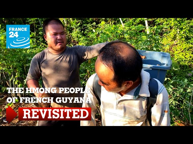The Hmong People of French GuyanaREVISITED
