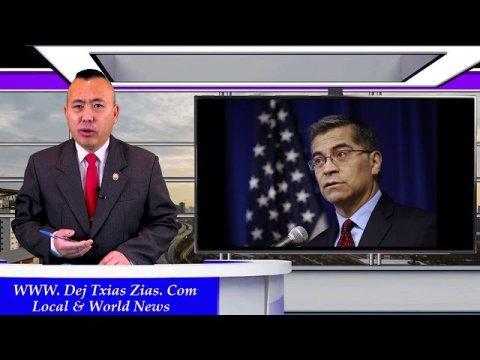 12/13/20. Xov Xwm Hmoob/Special News Report/Hmong World News/Daily World News/Local & World News.