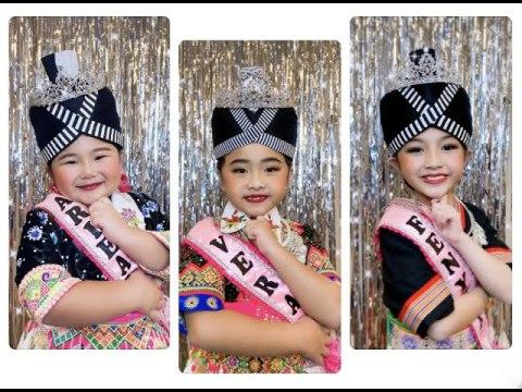 Nplooj Siab Angels Dance Cover: Miss Hmong Pageant
