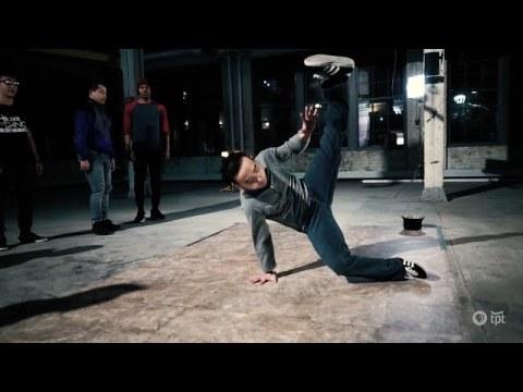 Hmong Break Dancing