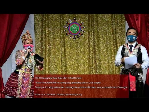 LIVE: HYPU's Hmong New Year Concert 2020-2021