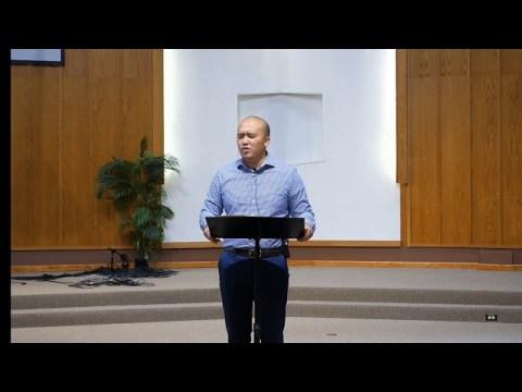 Mark; Prepare The Way - Pastor Coobvam Lor - Sunday Worship - Jan 17, 2021