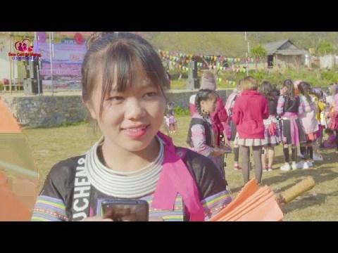Lễ hội của dân tộc HMONG trên vùng cao Vân Hồ Sơn La