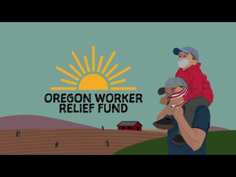 Oregon Worker Relief Fund. Video in Hmong.