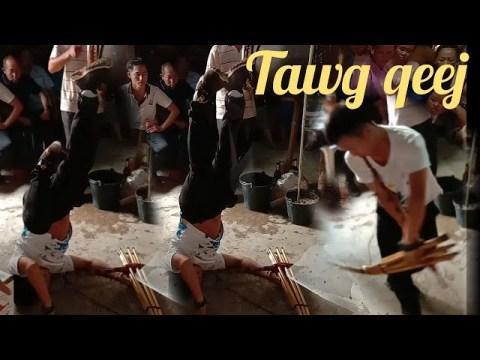 dhia plag dhia xau tawg qeej hmong