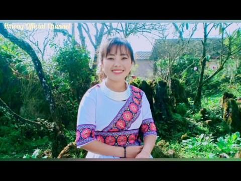 Hmong Song - Daim Duab Saib Dab Muag By Nus Hawj (with lyrics) Hmong Old Song