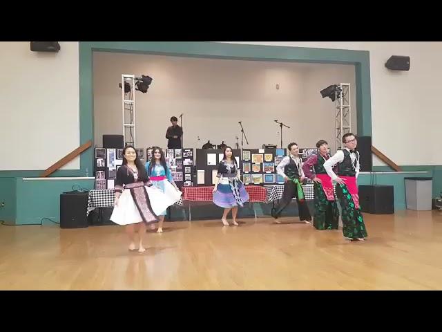 Hmong Canada New Year Dance