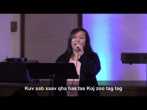 Sunday Hmong Worship Online 04 25 2021