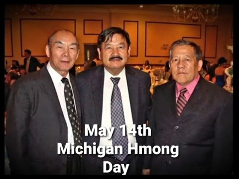 May 14th Michigan Hmong Day