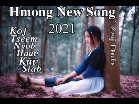Hmong New Song 2021   Koj Tseem Nyob Hauv Kuv Siab - Zaj Dub [Sub+Lyric+Chord]   Minh Music