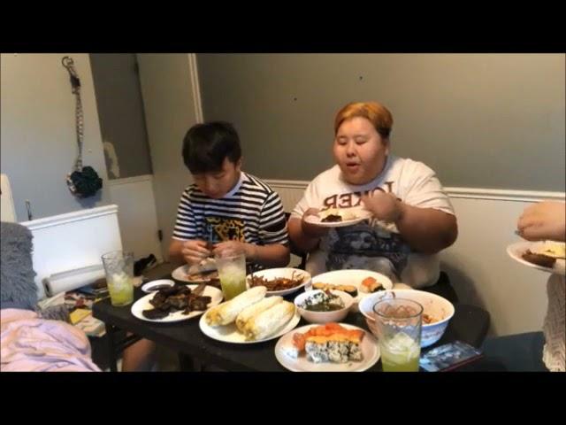 Mukbang: Hmong Food  Style HasBLyke